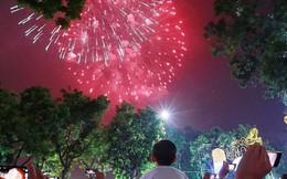 Hà Nội tăng 4 điểm bắn pháo hoa tầm cao trong đêm giao thừa 2018