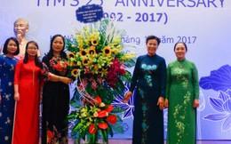25 năm với sứ mệnh nâng cao vị thế xã hội của phụ nữ