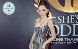 """Tóc Tiên, Trang Trần, Phương Thanh đọ sắc với các """"nữ thần"""" ở sự kiện"""