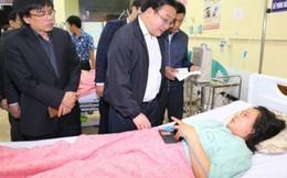 Miễn phí điều trị cho nạn nhân vụ nổ Văn Phú