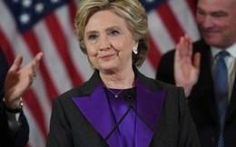 Hillary Clinton: 'Những ngày qua thực sự rất khó khăn'