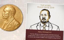 Sáng kiến kết thúc cuộc chiến 20 năm ở châu Phi được trao giải Nobel Hòa bình 2019