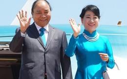 Thủ tướng và Phu nhân lên đường dự Hội nghị cấp cao ASEAN-Hàn Quốc