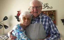 """Cặp vợ chồng 98 tuổi 'bật mí"""" về hạnh phúc sau 75 năm kết hôn"""
