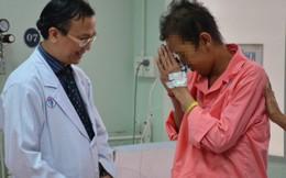 Cứu bệnh nhân người Campuchia bị lupus ban đỏ cận kề cái chết