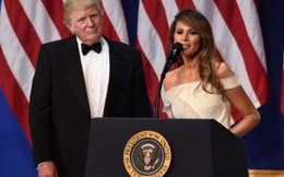 Bà Melania Trump gây thiện cảm ở vị trí Đệ nhất phu nhân Mỹ