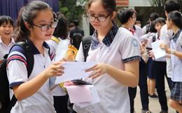 Sai sót đề thi tiếng Anh lớp 10 Sở GD&ĐT TPHCM sẽ không 'tặng' 0,5 điểm