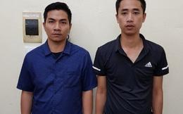 Hai nghi phạm gây ra vụ nổ bưu phẩm ở Linh Đàm khai gì?