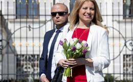 Nữ Tổng thống đầu tiên và trẻ nhất của Slovakia: Truyền cảm hứng 'đứng lên chống lại cái ác'