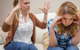 Con ức chế, bất mãn vì sự độc đoán của bố mẹ