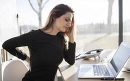 Giới văn phòng sau 20 năm bàn giấy: Giãn tĩnh mạch, bụng to, lưng gù?