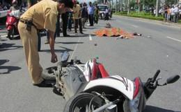 21 người chết vì tai nạn ngày mùng Một