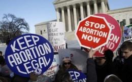 """Phong trào phụ nữ Pháp và luật """"Cấm phá thai"""""""