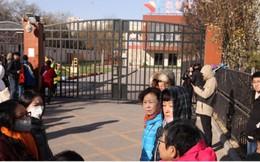 Bạo hành trẻ em mầm non rúng động Trung Quốc