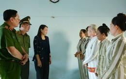 Chủ tịch Hội LHPN Việt Nam thăm nữ phạm nhân dịp Tết tại Trại giam Thủ Đức