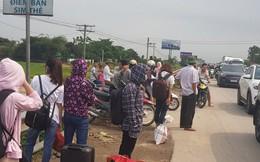 Hành khách chật vật bắt xe trở lại Thủ đô sau kỳ nghỉ lễ