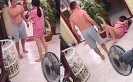 Vụ chồng đánh vợ dã man khi đang bế con: Nhắn tin đòi đốt cả nhà vợ