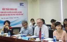 Việt Nam và Đức chia sẻ kinh nghiệm về giới và quyền của người lao động
