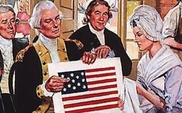 Cuộc đời như huyền thoại của người phụ nữ may lá cờ Hoa Kỳ đầu tiên
