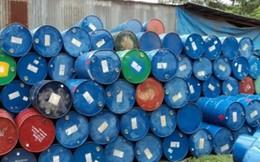 Thải nguy hại của Formosa tái chế ra thùng phuy