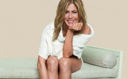 Jennifer Aniston chia sẻ thói quen mỗi sáng