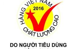 20 năm thương hiệu Hàng Việt Nam chất lượng cao