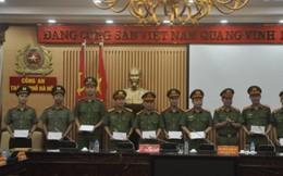 Khen thưởng lực lượng công an phá án nhanh tại khu đô thị Royal City