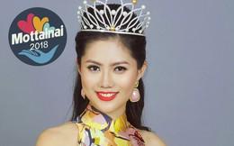Hoa khôi Miss Photo 2017 - Đại sứ Vũ Hương Giang tích cực truyền thông cho Ngày hội Mottainai 2018