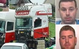 Cảnh sát Ireland khám nhà hai nghi phạm vụ 39 người Việt thiệt mạng tại Anh