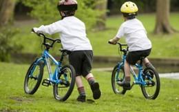 Nhận diện mũ bảo hiểm trẻ em dởm bằng mắt thường