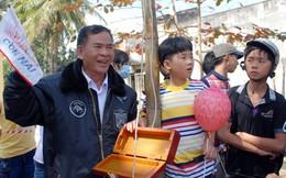 Cổ Nhơn - Trò chơi dân gian đặc sắc của miền đất võ Bình Định