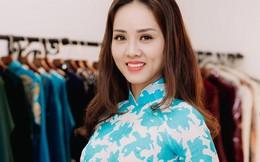 Bạn gái 'cô Đẩu' Công Lý một mình đi thử áo dài, khẳng định chưa cưới