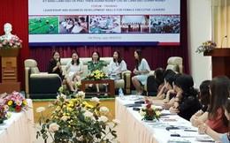 Nữ doanh nhân 25 tỉnh phía Bắc chia sẻ kinh nghiệm khởi nghiệp và lãnh đạo doanh nghiệp