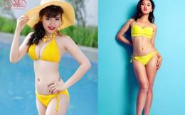 """Ngắm thí sinh Miss Photo 2017 """"hot"""" với bikini"""