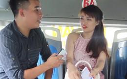Nữ sinh sợ hãi kể về những lần gặp kẻ biến thái trên xe buýt