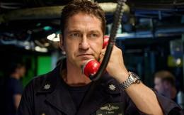 Tài tử Gerard Butler tái xuất trong phim 'bom tấn' hành động