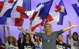 Thế tiến bước của ứng viên Marine Le Pen trong bầu cử Tổng thống Pháp