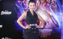 Á hậu Hoàng Oanh háo hức thưởng thức phim bom tấn 'Avengers: Endgame'