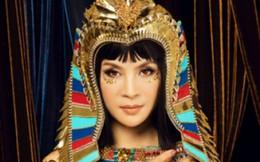 MC Thanh Mai gợi cảm khi hoá thân thành Nữ hoàng Cleopatra