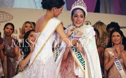 Người đẹp Thái Lan đăng quang Hoa hậu Quốc tế 2019, Tường San vào top 8