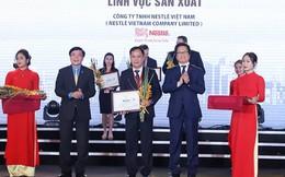 Nestlé Việt Nam lọt Top 10 doanh nghiệp bền vững Lĩnh vực sản xuất năm 2018