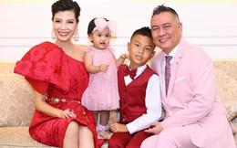 Siêu mẫu Vũ Cẩm Nhung từng khuyên chồng đi lấy vợ khác