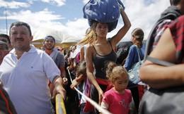 Số phận mịt mù của phụ nữ Venezuela trong khủng hoảng
