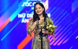 Lan Phương 'đánh bại' Nhã Phương, Bảo Thanh giành giải Diễn viên nữ ấn tượng VTV Awards 2018