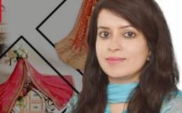 Mẹ 'bỉm sữa' làm giàu nhờ tạo sự khác biệt với chiếc saree quen thuộc
