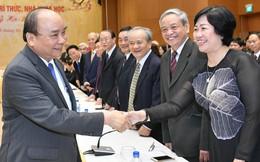 Thủ tướng gặp mặt các đại biểu trí thức, nhà khoa học