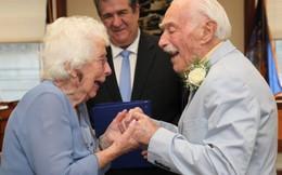 Chú rể 94 kể về lần đầu cô dâu 99 tuổi ở lại qua đêm