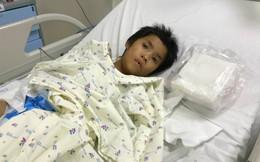 Bé trai 11 tuổi nguy kịch chỉ vì xây xát sau khi té xe đạp