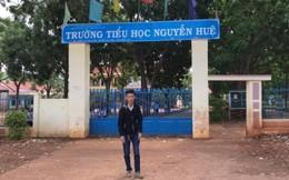 Đắk Lắk: Phụ huynh tố cô giáo đánh học sinh tiểu học bầm tím người
