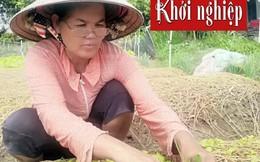 Người phụ nữ Khmer truyền cảm hứng cho mô hình trồng rau an toàn